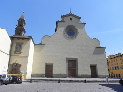 San Spirito Church on Piazza Della Palla by Brunelleschi 4
