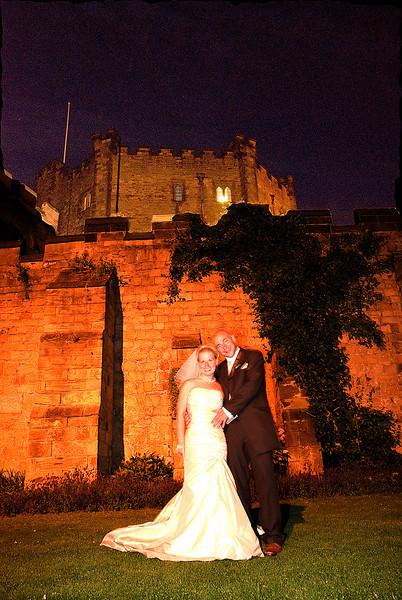 Laura & Craig - Castle Green, Durham Castle