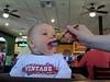 Max likes ice cream!!!!