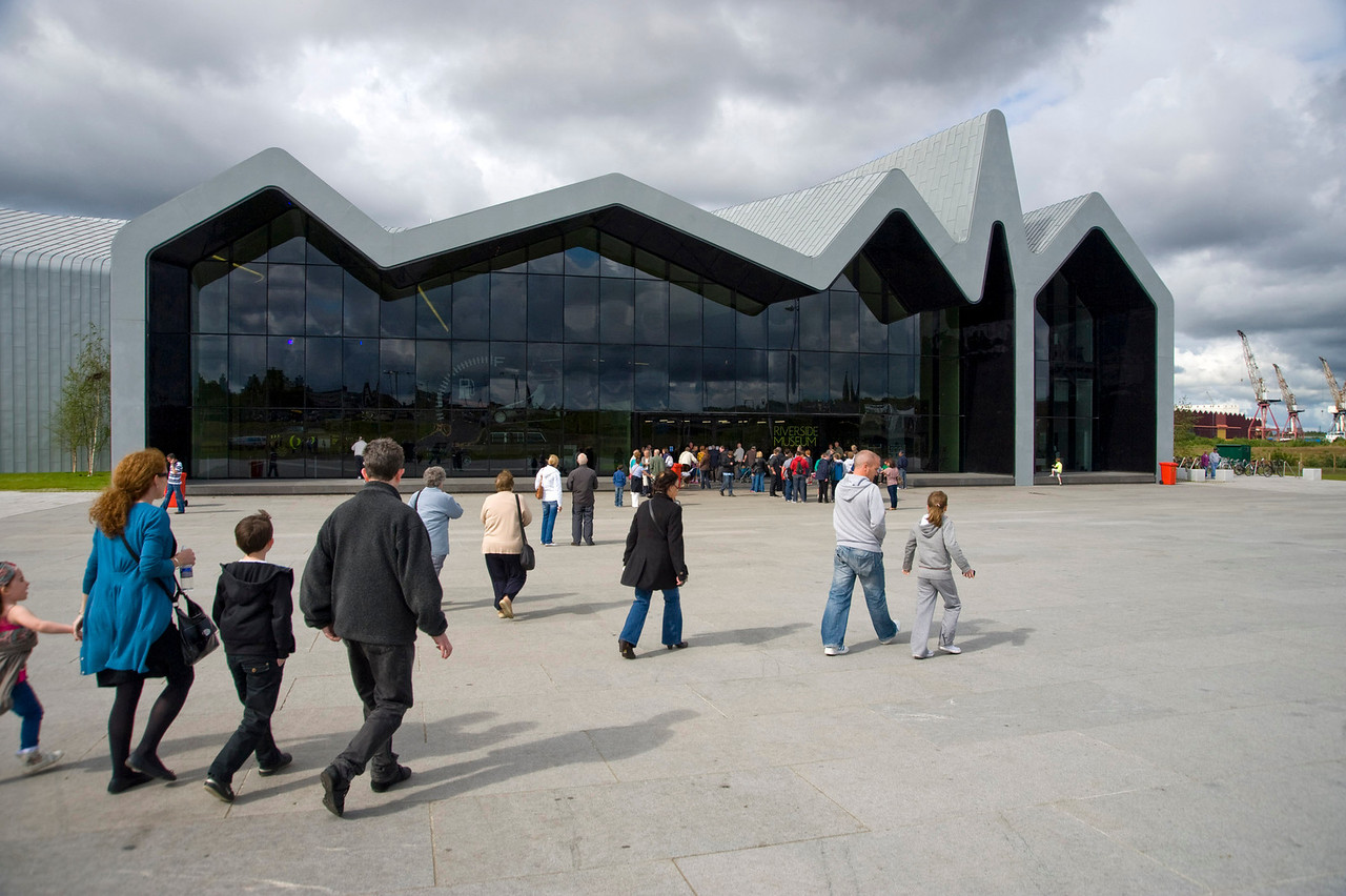GLASGOW MUSEUMS, Riverside Museum 100 Pointhouse Place, Glasgow, G3 8RS 0141 287 2720