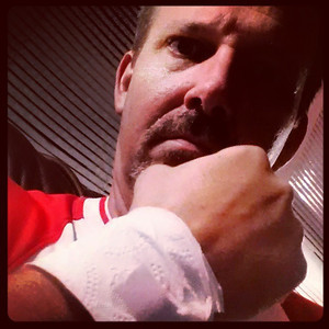 Being a dad means wearing a wrist band made of toilet tissue to soccer practice. #toughasnails via Instagram http://instagram.com/p/fgoknRmFAZ/