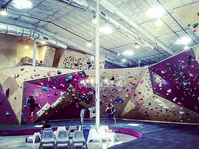Great bouldering space. #latergram via Instagram http://ift.tt/2cVtLxM