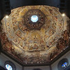 Last Judgement by Vasari in Duomo
