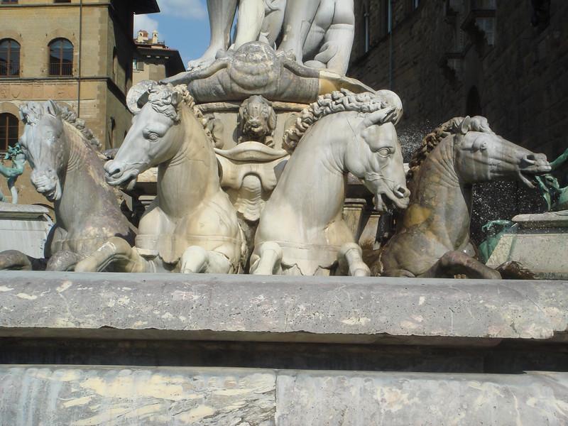 Neptune in Piazza della Signoria 2