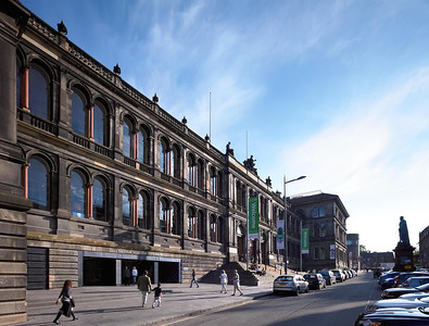 NATIONAL MUSEUMS SCOTLAND : National Museum of Scotland