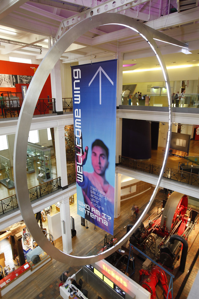 NATIONAL MUSEUM OF SCIENCE AND INDUSTRY : Science Museum, Close up of Energy Ring and banner from above in Energy Hall.jpg>> Science Museum, Energy Hall Susanne White Marketing and Communications Administrator Science Museum Exhibition Road London SW7 2DD Tel 020 7942 4353 susanne.white@sciencemuseum.org.uk www.sciencemuseum.org.uk For updates on all Science Museum news and events sign up to our free e-newsletter at www.sciencemuseum.org.uk This e-mail and attachments are intended for the named addressee only and are confidential. If you have received this e-mail in error please notify the sender immediately, delete the message from your computer system and destroy any copies. Any views expressed in this message are those of the individual sender and may not reflect the views of the National Museum of Science & Industry. This email has been scanned for all viruses by the MessageLabs Email Security System.
