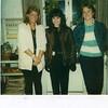 Chris Lobkowicz, Carol Sandt, Laura Abbott - into the '80s