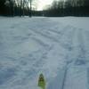 First ski of dec 2011 Gaylord