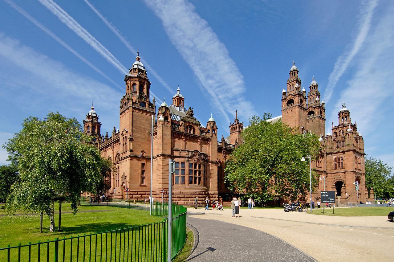 GLASGOW MUSEUMS: Kelvingrove Art Gallery and Museum Argyle Street, Glasgow G3 8AG 0141 276 9599
