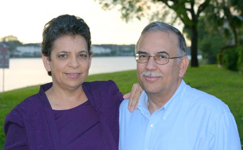 Richard and Marilyn Lalor
