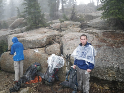 Emigrant Wilderness Scout Trip