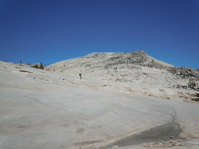 """One person described this area as the """"Sahara of Granite""""."""