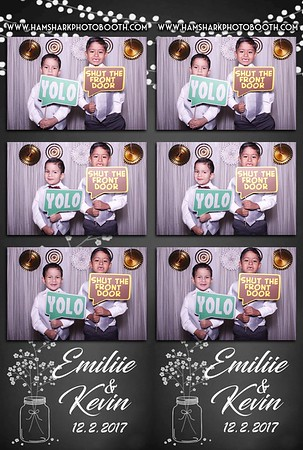 Emiliie & Kevin Wedding