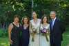 Brides with Cami's Mom and Grandparents.