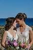 Serene brides.