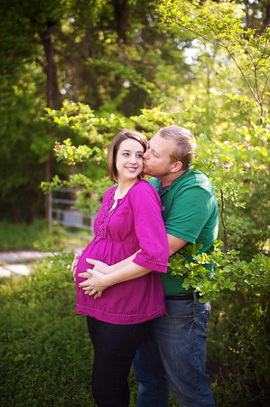 Emily and Chris | Pregnancy