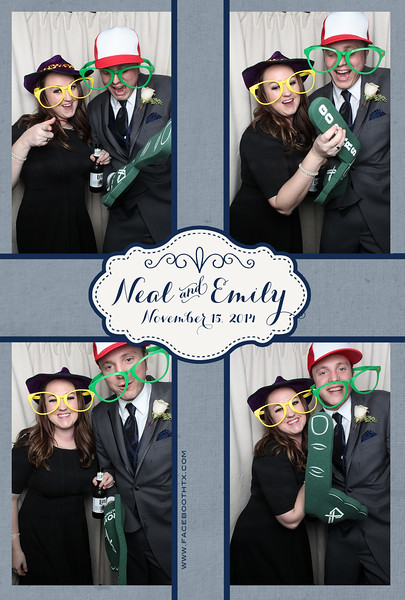 Emily & Neal's Wedding