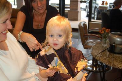 Emma's 1st Haircut