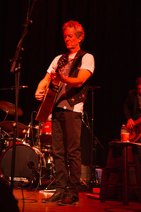 Rodney Crowell onstage at Chautuaqua. Photo by Candace Horgan.