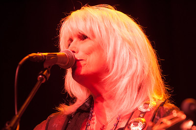 Emmylou Harris at Chautauqua. Photo by Candace Horgan.