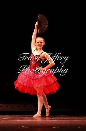 Just Off Broadway Rehearsala & Recital 2014