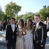 Senior Prom night.  Alex with his date Monica.