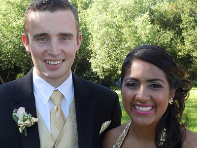 Alex and Monica