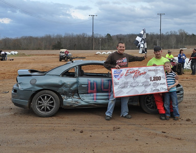 Enduro Race Winner #44 Jeremy Davis