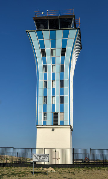 Historic Austin Mueller Airport Tower