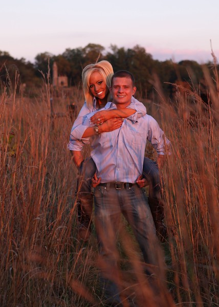 Dawn and Clay Engagement Photos
