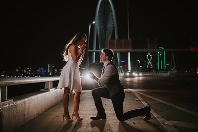 Jessica & Cody Engagement