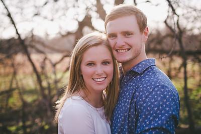 Katie & Cody Engagement