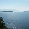 Enourmous Lake Pend Oreille.
