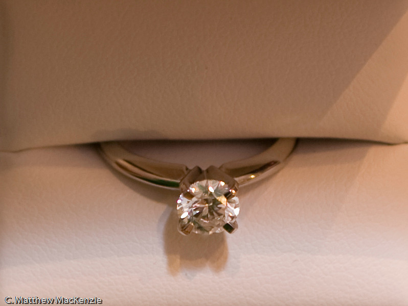 Engagement ring for Maureen