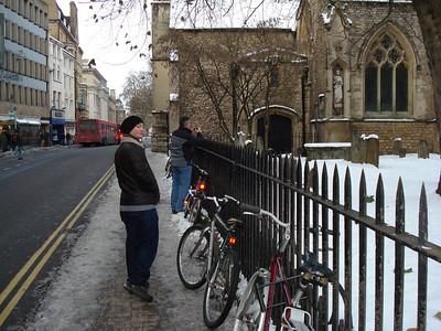 England December 2010