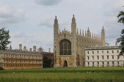 Kings College of the University of Cambridge