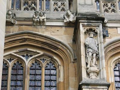 Windsor Castle detail