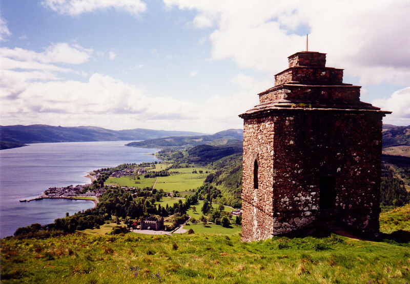 The Bell Tower, Inverary.