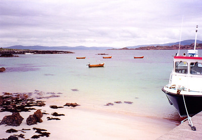 Isle of Iona, Scotland.