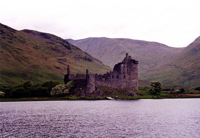 Beautiful Kilchurn.