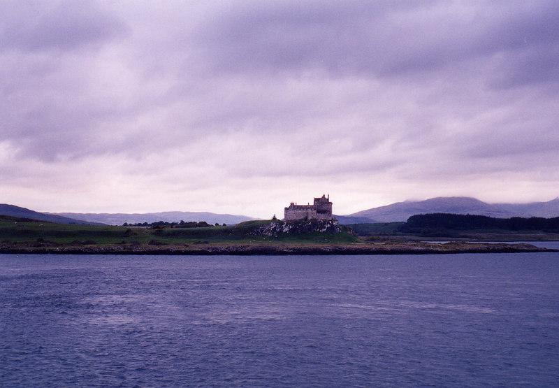 Duart Castle, Isle of Mull.