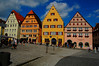 Houses in Rothenberg, Germany