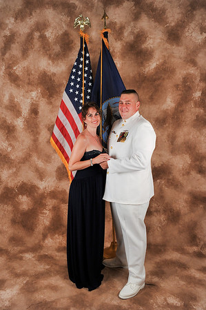 Enlisted Submarine Ball 5:00 to 5:30