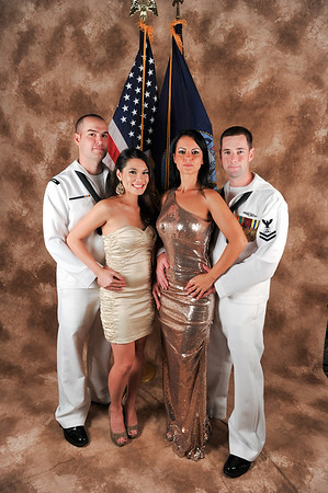 Enlisted Submarine Ball 8:01 to 8:30