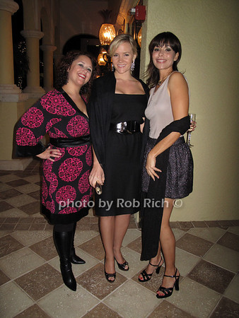 Brittney Walton, Natalie Harger, Helen Hart<br /> photo by Rob Rich © 2009 robwayne1@aol.com 516-676-3939