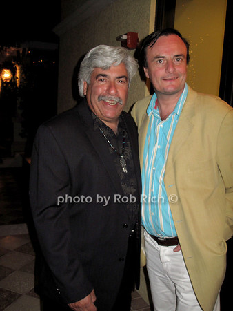 Joe Maniscalco, Gerry Mckeown          <br /> photo by Rob Rich © 2009 robwayne1@aol.com 516-676-3939