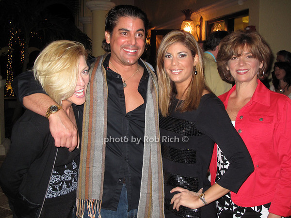 Linda Rochez, Otto Berges, Jeanelyn Berges, Diane D'Amico                          <br /> photo by Rob Rich © 2009 robwayne1@aol.com 516-676-3939