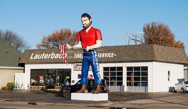 The Lauterbach Giant
