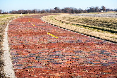 Illinois Brick Road