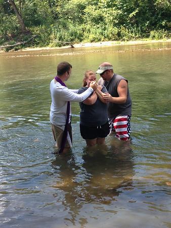 Epperson Baptism